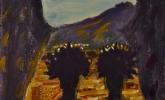 2 Contemplando las fiestas desde la Cueva de los Cien Pilares II