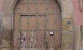 Puerta  Casa Sopranis.