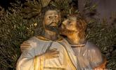 Beso de Judas detalle