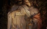 Beso de Judas figura