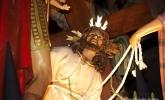 Cristo azotado detalle