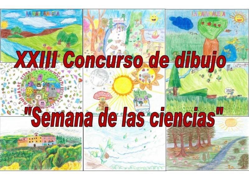 2014 ConcursoDibujoSemanaCiencias