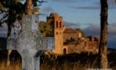 Paseando en Turruncun ,vistas desde el cementerio