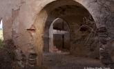 Paseando en Turruncun ,detalle entrada a Iglesia
