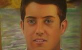 Retrato de mi hijo Álex