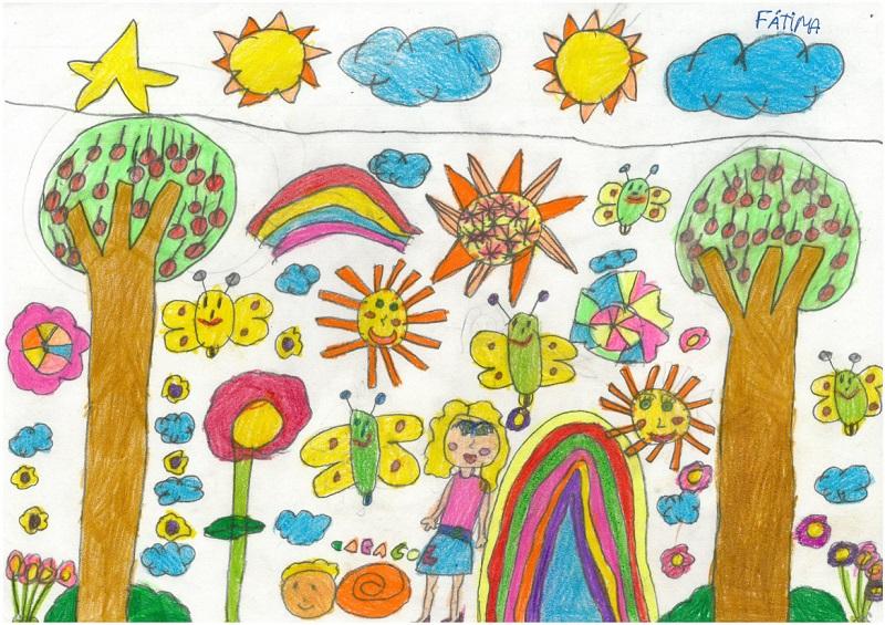 Concurso de dibujo de la Semana de las Ciencias  Arte Arnedo